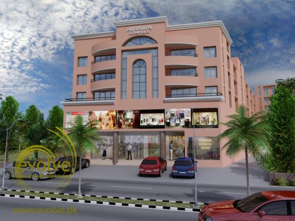 Hussain Complex
